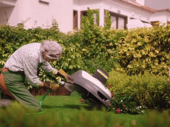 Honda Digital Ad - Gardener