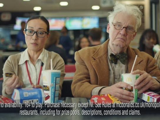 McDonald's Film Ad - History
