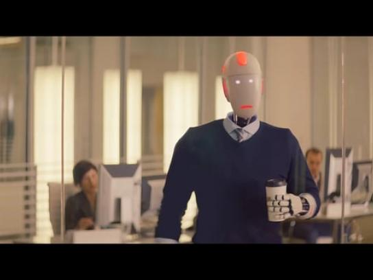 Hewlett Packard Enterprise Film Ad - No Bot