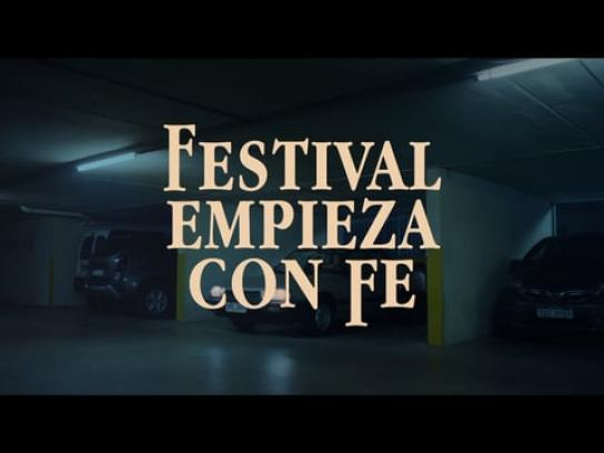 Cinemateca Uruguay Film Ad - Parking