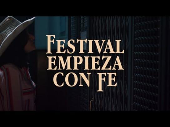 Cinemateca Uruguay Film Ad - Elevator
