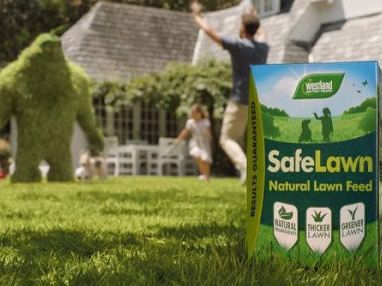 Westland Horticulture Digital Ad - Lawn Man - Facebook