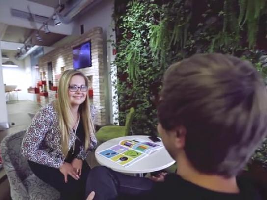 Vodafone Experiential Ad - Real Job Movie Nights