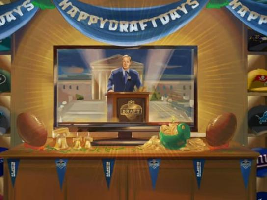 ESPN Film Ad - Happy Draft Days