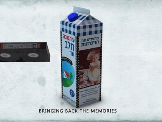 Tnuva Film Ad - Saving The Missing Memories