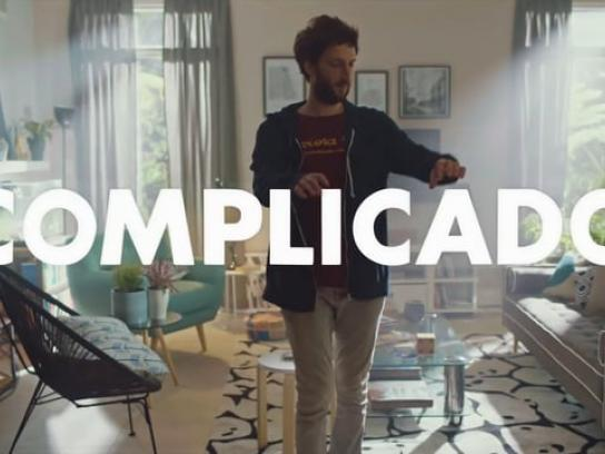Easy Film Ad - Complicated