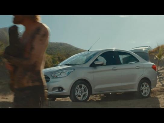 Ford Film Ad - Castaway