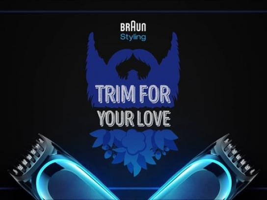 Braun Direct Ad - Trim for Your Love