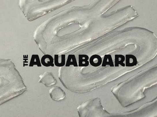 Beko Outdoor Ad - The Aquaboard