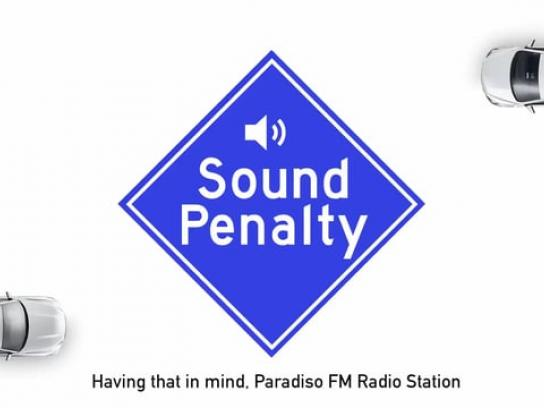 Radio SulAmérica Paradiso FM Film Ad - Sound Penalty