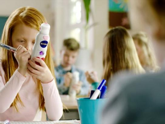 Nivea Film Ad - Ode to Mommy