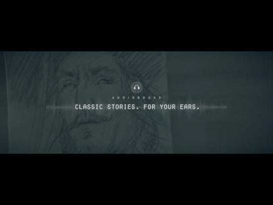 Saraiva Ambient Ad - Audiobooks. Classic stories. For your ears.