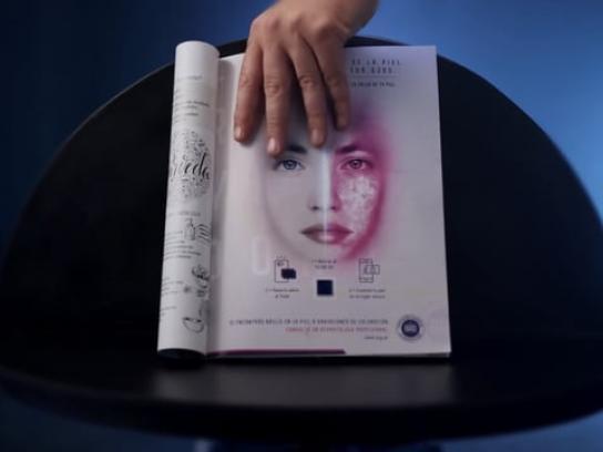 Asociación Argentina de Dermatologia Direct Ad - Revealing Light