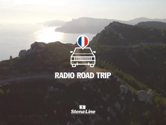 Stena Line Audio Ad - Radio Road Trip