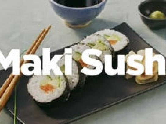 Lernia Digital Ad - Maki Sushi
