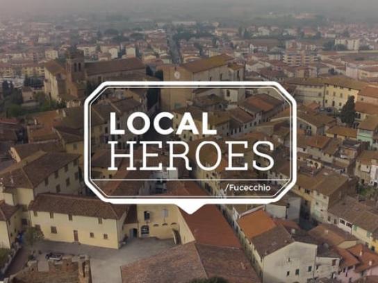 City Council of Fucecchio Experiential Ad - Local Heroes - Fucecchio