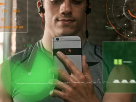 Gatorade Digital Ad - Amplify