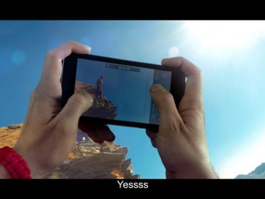 Vodafone Film Ad - Sorry / Jump