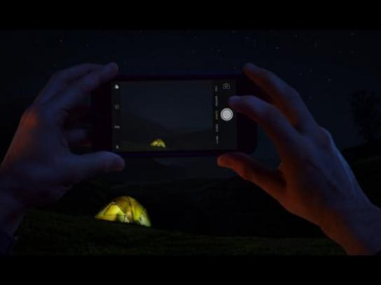 Vodafone Film Ad - Sorry / Meteor