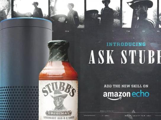 Stubb's Film Ad - AskStubb Alexa Skill