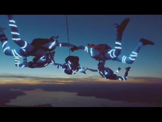 Swisscom Film Ad -  The most spectacular smartphone test in Switzerland