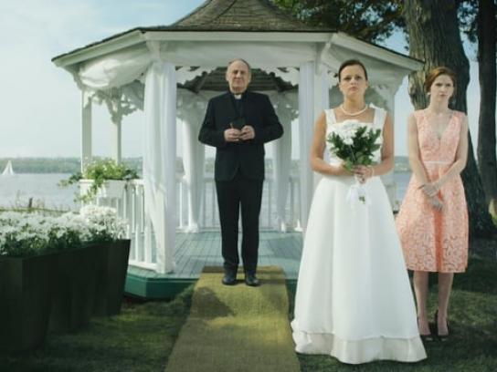 Farnham Ale & Lager Film Ad - Bride
