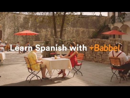 Babbel Film Ad - Spanish Passion