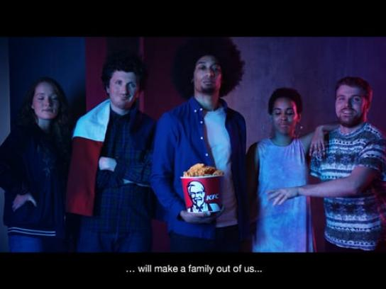 KFC Film Ad - 90 minutes between real friends
