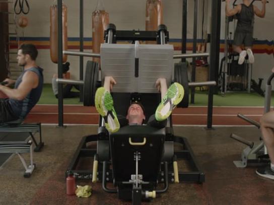 AHM Film Ad - Attempting Gym Again