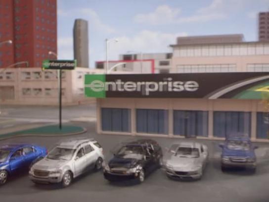 Enterprise Film Ad - Tranformers