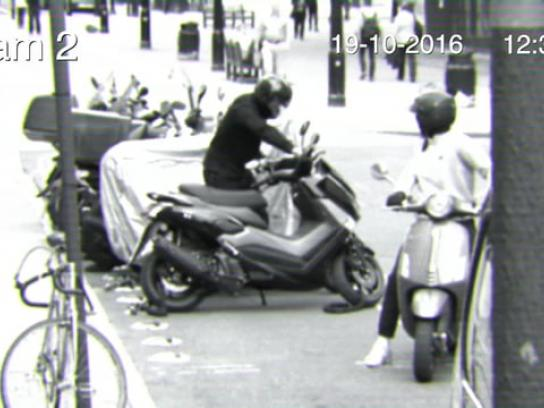 The Metropolitan Police Film Ad - Scooter Theft