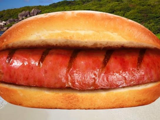 Tinka Lottery Film Ad - Sausage Sandwich