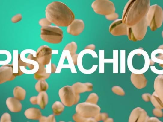 American Pistachio Growers Film Ad - Healthy