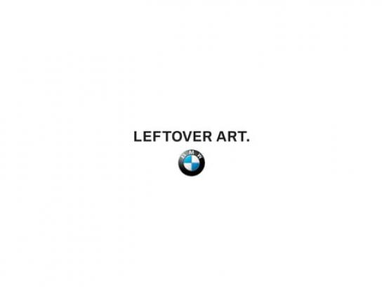 BMW Ambient Ad - Leftover Art