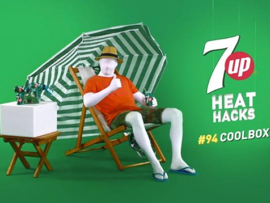 7UP Film Ad - Coolbox