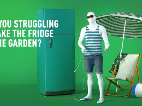 7UP Film Ad - Eco Refrigerator