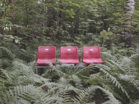 Viaplay Film Ad - Chairs