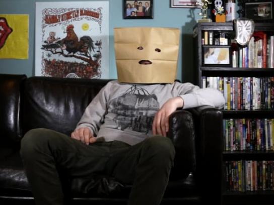 Vans Film Ad - Brandon Baghead