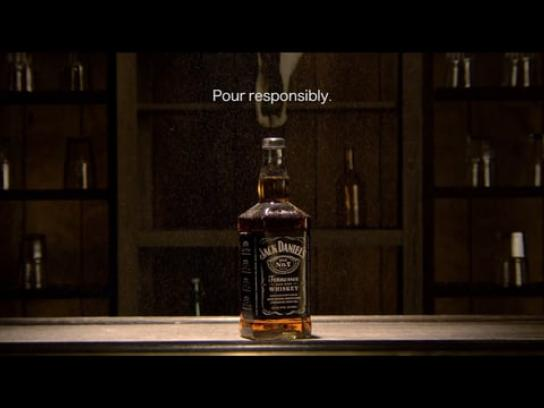 Jack Daniel's Film Ad - Fill Your Boots