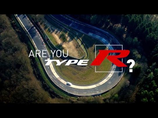 Honda Film Ad - #IamTypeR