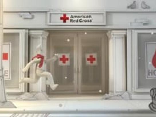 Red Cross Film Ad -  Holiday 2012