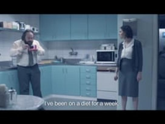 BGH Film Ad -  Meals That Need an Alarm, Diet