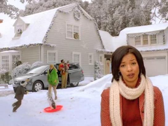 Honda Film Ad -  Lisa's New Odyssey