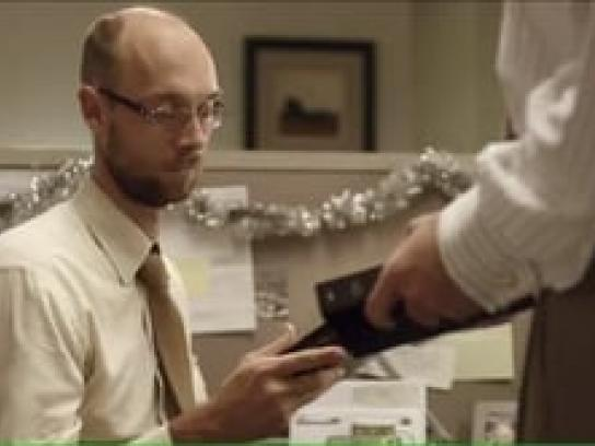HBO Film Ad -  Office Gift Exchange