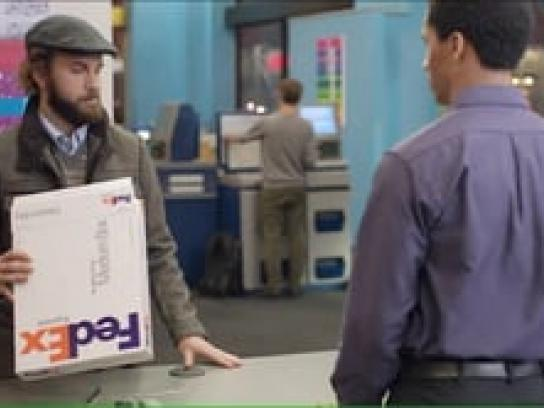 FedEx Film Ad -  Last Minute