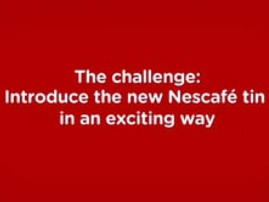Nescafe Digital Ad -  The display cover photo