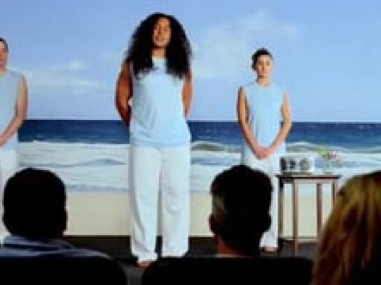 Head & Shoulders Film Ad -  Troy Polamalu, Spiritual Shampooing 101