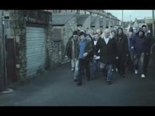 Oddsen Film Ad -  Hooligan