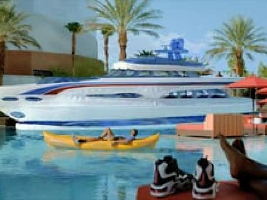 Foot Locker Film Ad -  Yacht