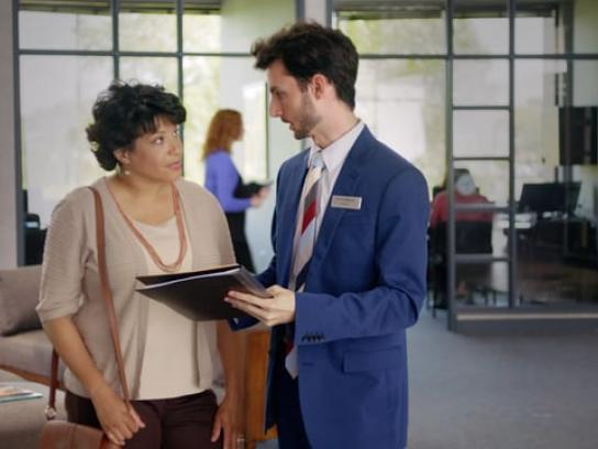 CommunityAmerica Credit Union Film Ad - Team Spirit